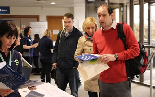 Huge success at Hertfordshire Teacher Recruitment Fair 2016